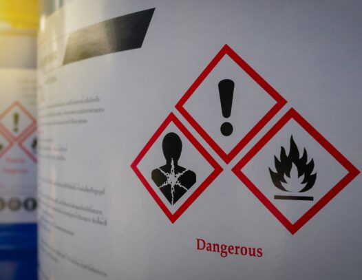 A quick guide to chemical hazard labelling